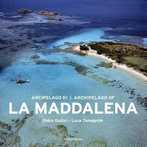Arcipelago di La Maddalena libro fotografico di Folco Quilici e Luca Tamagnini