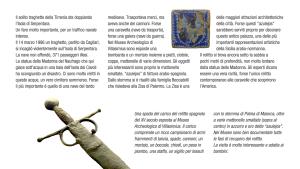 Villasimius eBook di Luca Tamagnini – Una pagina dell'eBook che tratta del Museo Archeologico di Villasimius.