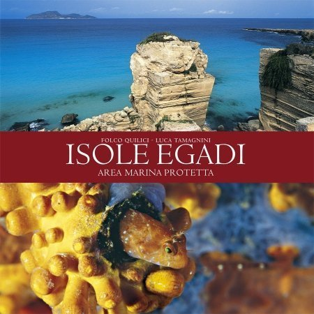 Isole Egadi - Libro fotografico - Photoatlante