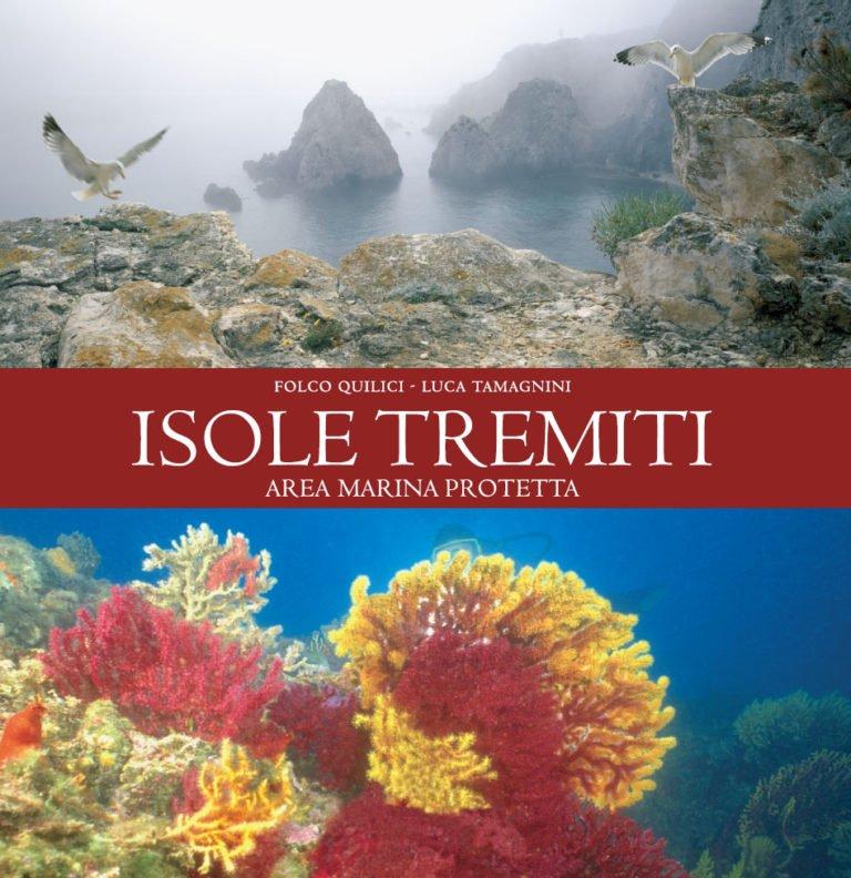 Copertina Isole Tremiti Area Marina Protetta