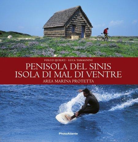 Penisola del Sinis Isola di Mal di Ventre - Libro fotografico - Photoatlante