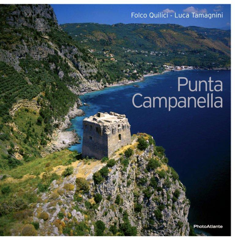 Copertina Punta Campanella Area Marina Protetta