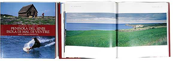 Pagine Copertina Penisola del Sinis Isola di Mal di Ventre