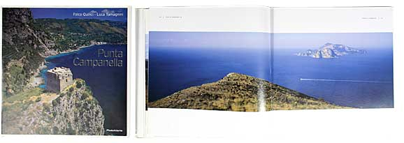 Pagine Punta Campanella Area Marina Protetta