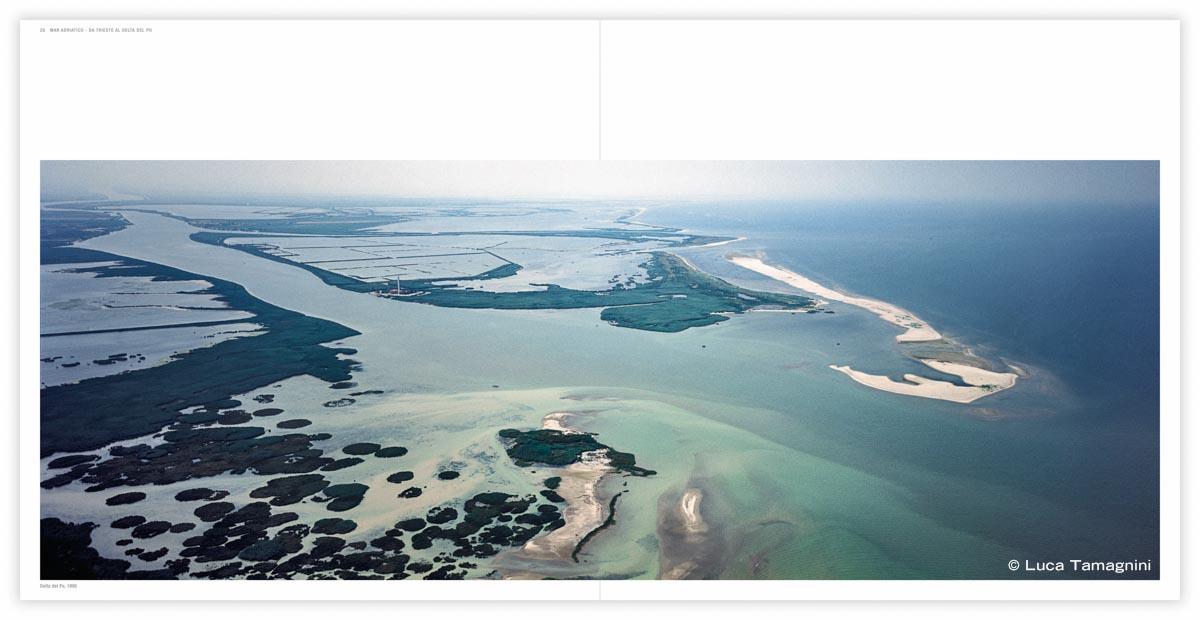 Delta del Po, 1990 - Fotografia di Luca Tamagnini