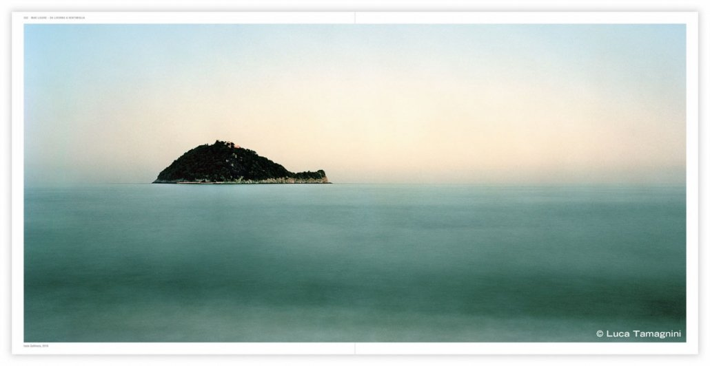 Isola Gallinara, 2018 - Fotografia di Luca Tamagnini