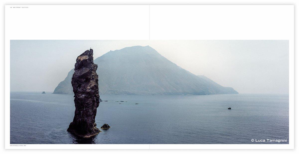 Isola di Filicudi, La Canna, 1987 - Fotografia di Luca Tamagnini