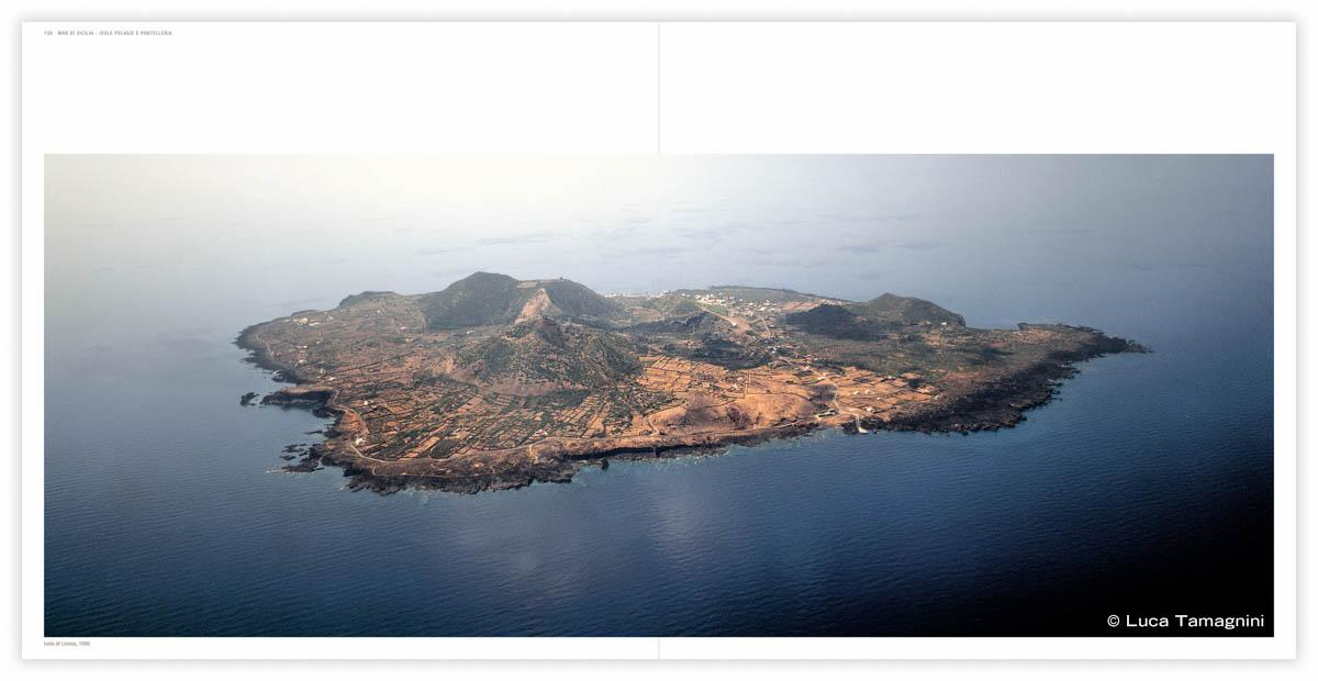 Isola di Linosa, 1990 - Fotografia di Luca Tamagnini