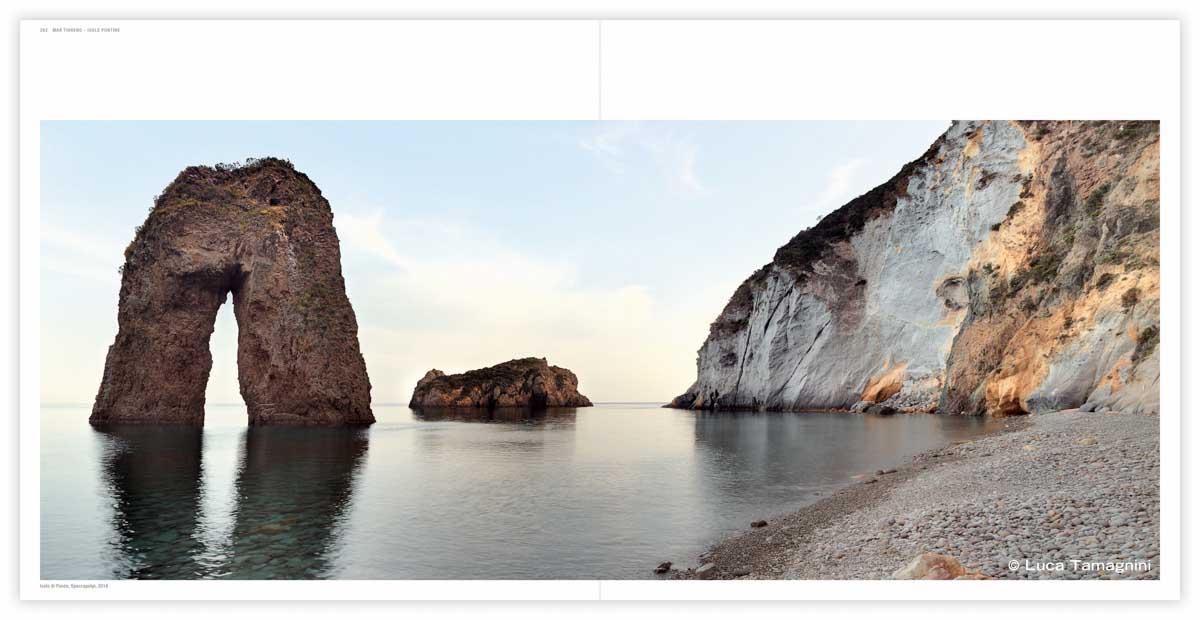 Isola di Ponza, Spaccapolpi, 2018 - Fotografia di Luca Tamagnini