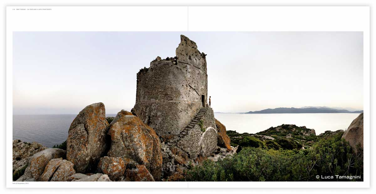 Isola di Serpentara, 2012 - Fotografia di Luca Tamagnini