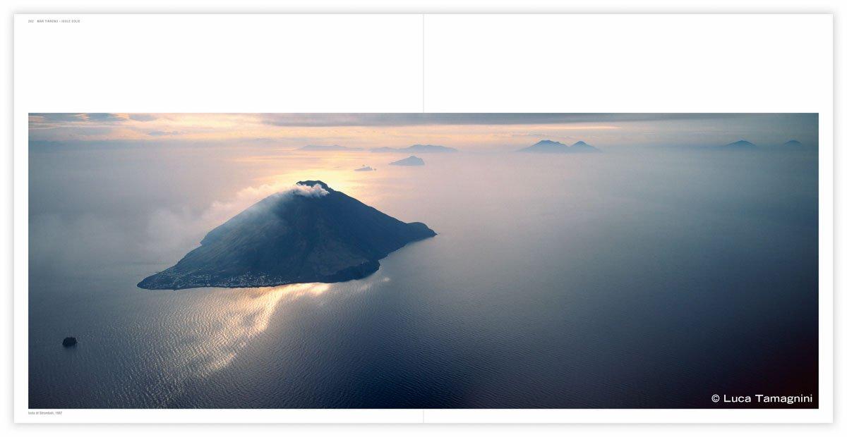 Isola di Stromboli, 1987 - Fotografia di Luca Tamagnini