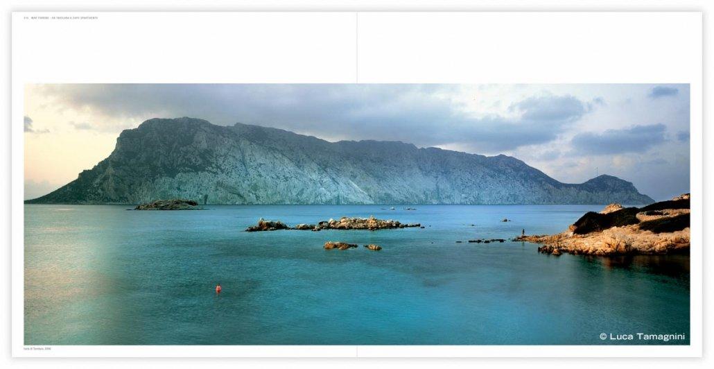 Isola di Tavolara, 2006 - Fotografia di Luca Tamagnini