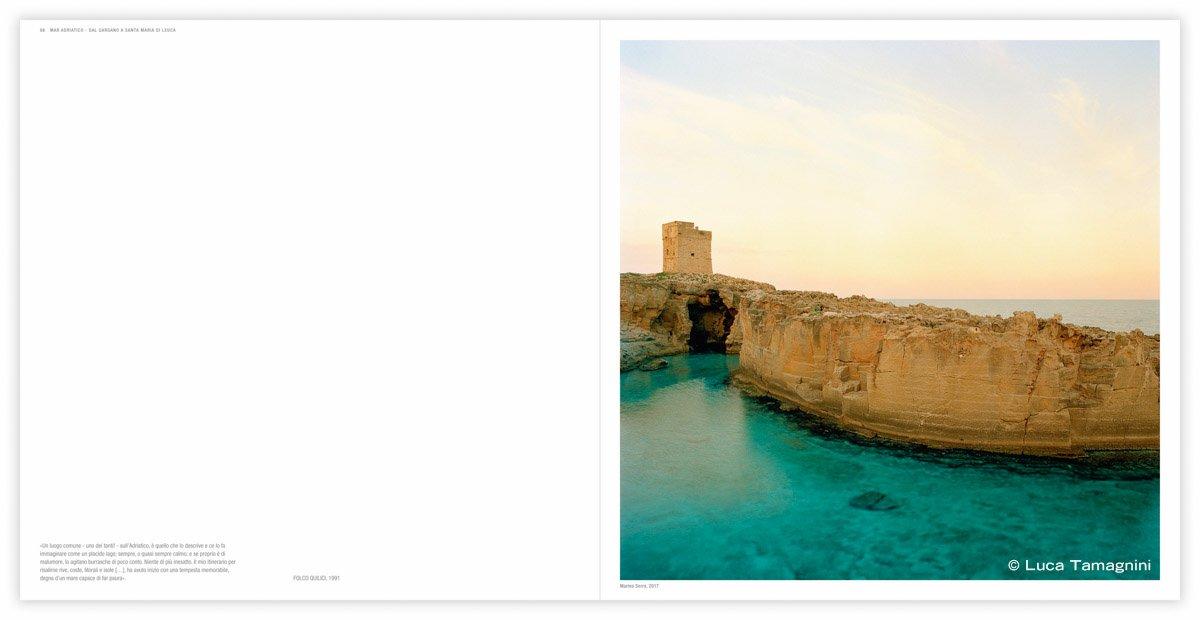 Sirolo, Scogli delle Due Sorelle, 2017 - Fotografia di Luca Tamagnini