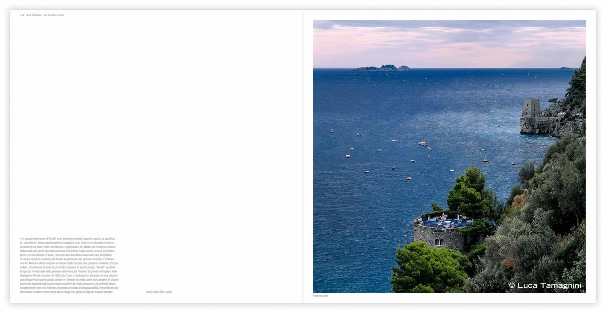 Positano, 2005 - Fotografia di Luca Tamagnini
