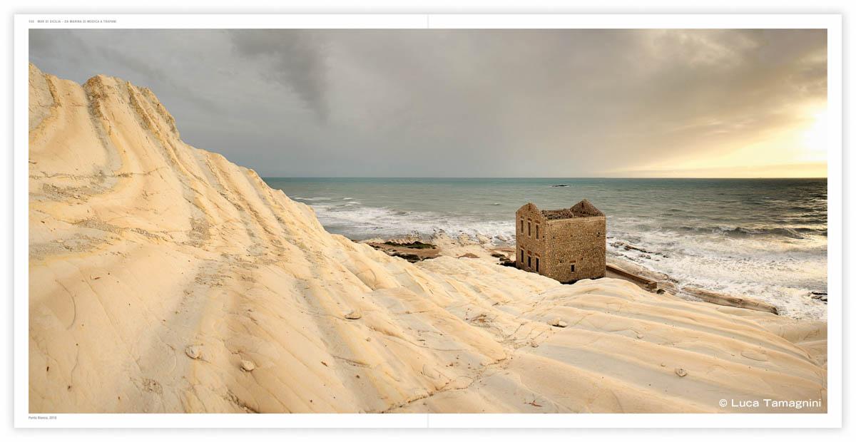 Punta Bianca, 2018 - Fotografia di Luca Tamagnini