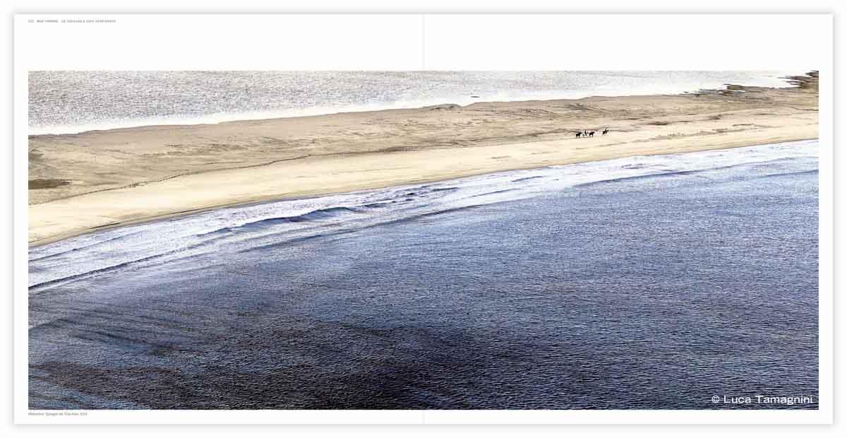 Villasimius, Spiaggia del Tima Ama, 2010 - Fotografia di Luca Tamagnini