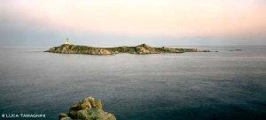 Isola dei Cavoli, Villasimius, Sardegna. Foto fine art di Luca Tamagnini - Catalogo 2011-007 - 150x70cm (immagine-140x60)