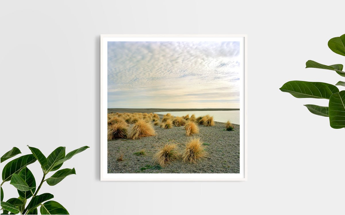 Sicilia, costa tirrenica, Laghetti di Marinello - Fotografia Fine Art di Luca Tamagnini - Formato 100 x 100 cm - Catalogo 2018-081
