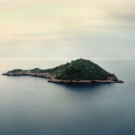 Porto Ercole Isolotto piccola isola del Monte Argentario - Fotografia di Luca Tamagnini - Formato 91 x 61 cm - Catalogo 2018-095