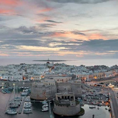 Puglia, Salento, Gallipoli - Fotografia Fine Art di Luca Tamagnini - Formato 110 x 50 cm - Catalogo 2019-003