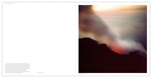 Photoatlante Isola di Stromboli cratere 1987