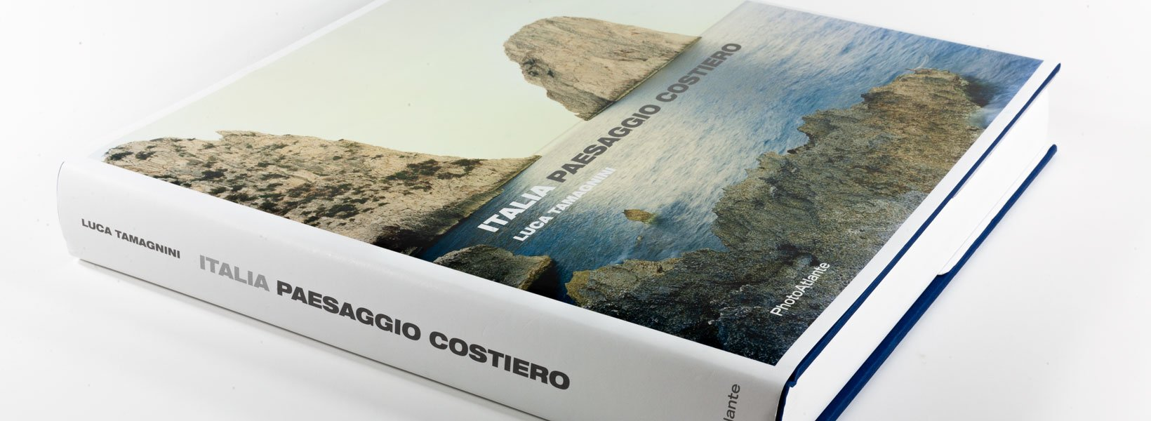 Photoatlante libro Italia Paesaggio Costiero Luca Tamagnini