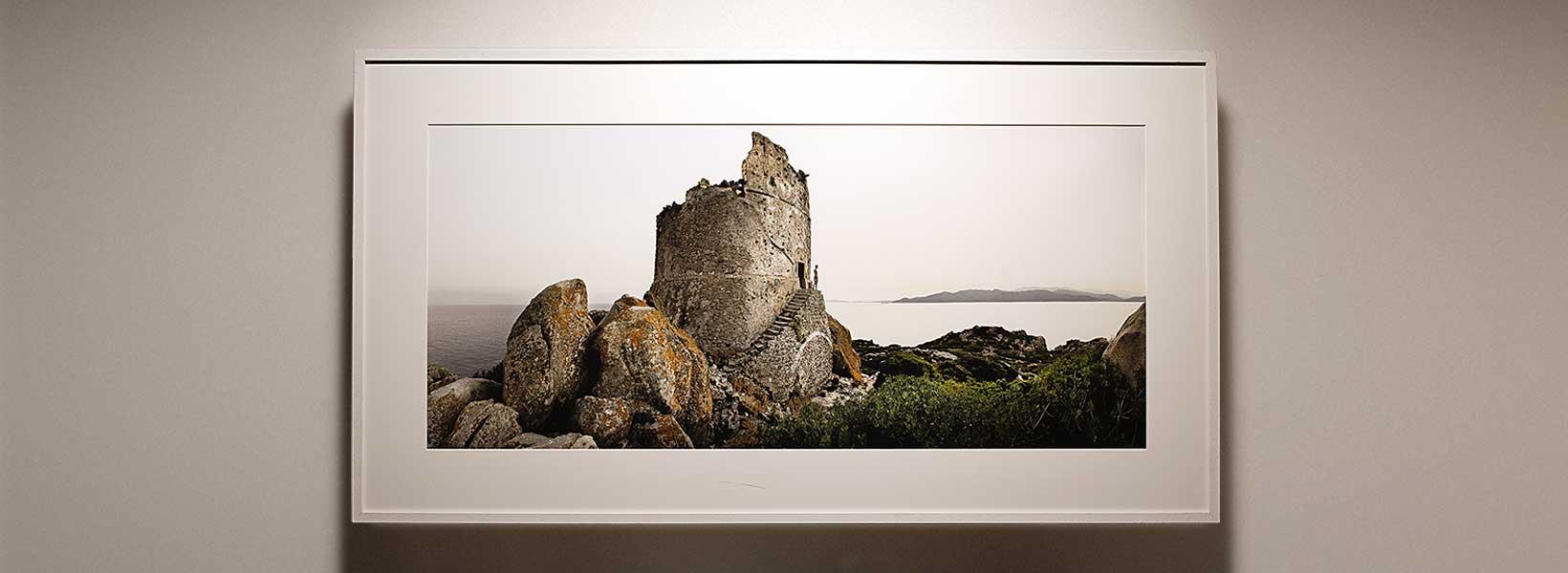 Serpentara Torre 2012 / 130 X 70 cm / Luca Tamagnini Catalogo 2012-009